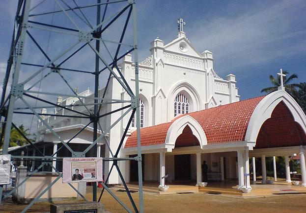 Kumarakom Attamangalam St  John's Jacobite Syrian Church