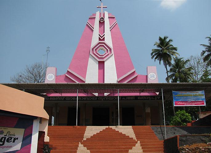 Thodupuzha St  Mary's Church